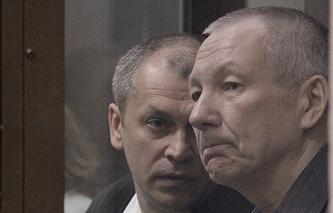 Виктор Контеев (справа)