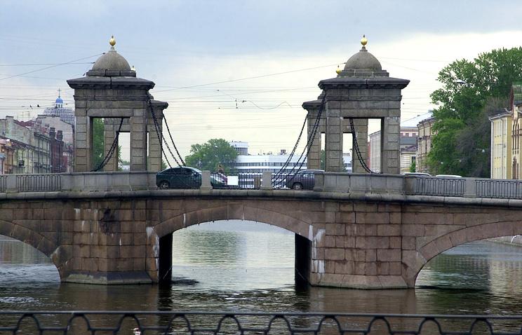Старо-Калинкин мост.