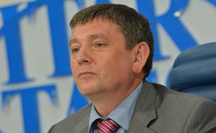 Виктор Кокшаров. Фото ИТАР-ТАСС