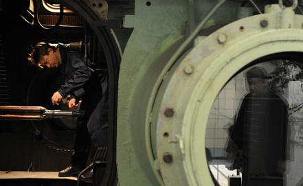 Аэродинамические испытания РН «Ангара», фото из архива ИТАР-ТАСС/Филиппов Алексей