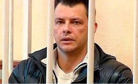 Алексей Кабанов. Фото Следственный комитет РФ