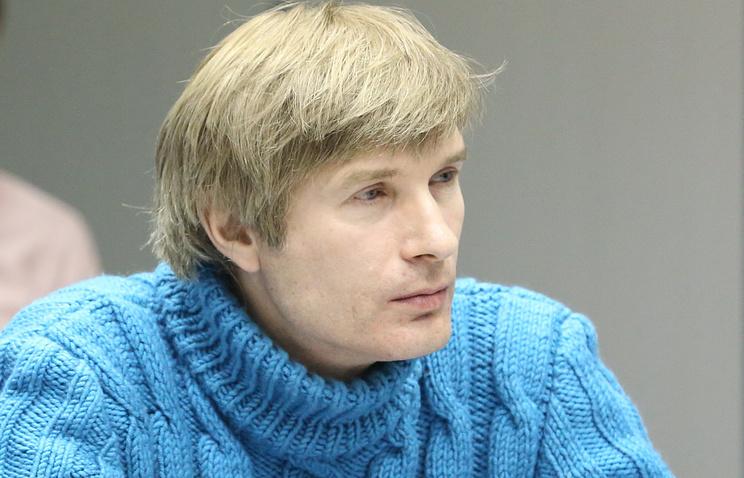 Николай Бондарик