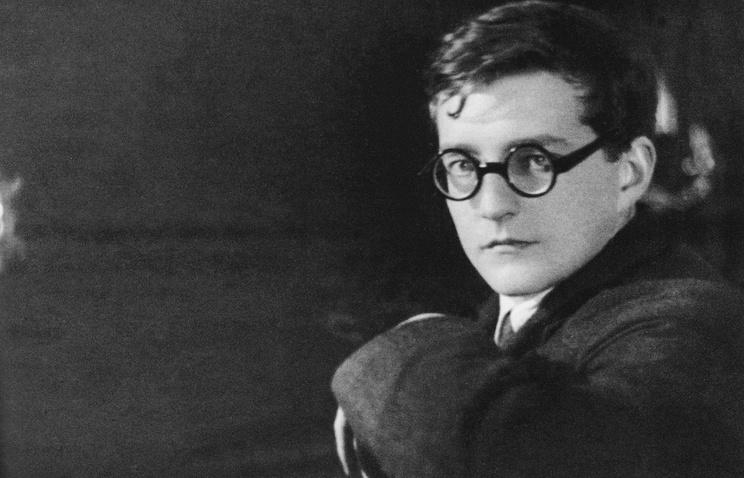 Дмитрий Шостакович. 1934 год