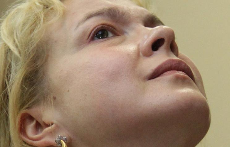 """Бывший шеф-редактор новостного сайта """"Ура.ру"""" Аксана Панова"""