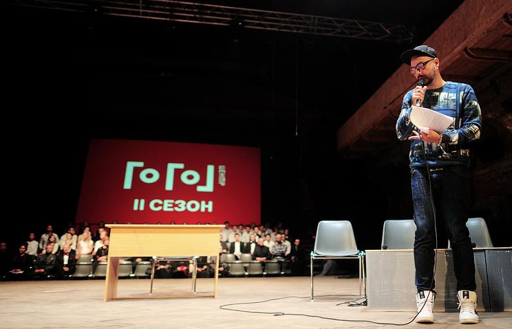 """Открытие 2-го сезона """"Гоголь-центра"""""""