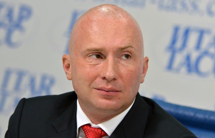 Заместитель председателя Госдумы Игорь Лебедев