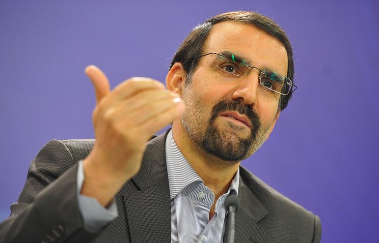 Чрезвычайный и полномочный посол Ирана в РФ Мехди Санаи