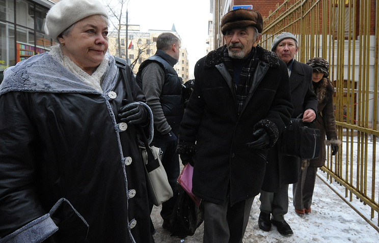 Родители Ходорковского Марина Филипповна и Борис Моисеевич