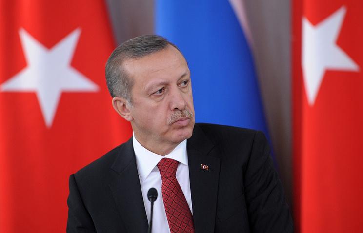 Премьер-министр Турции Тайип Эрдоган