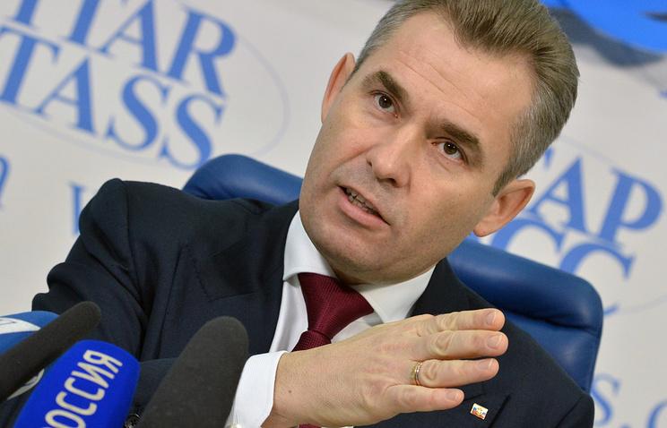 Уполномоченный по правам ребенка в РФ Павел Астахов