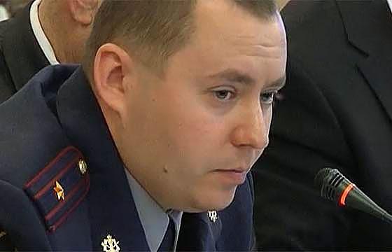 Бывший начальник колонии города Копейска Челябинской области Денис Механов