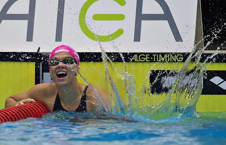 Российская спортсменка Юлия Ефимова