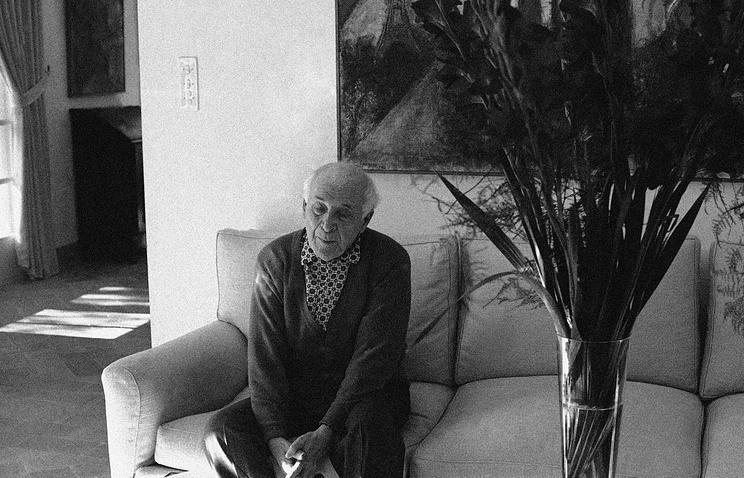 Марк Шагал, 1969 год