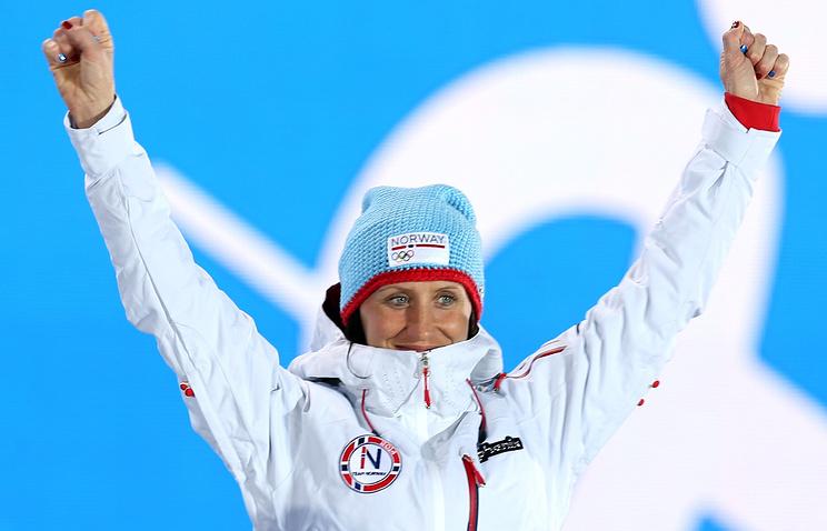 Марит Бьорген