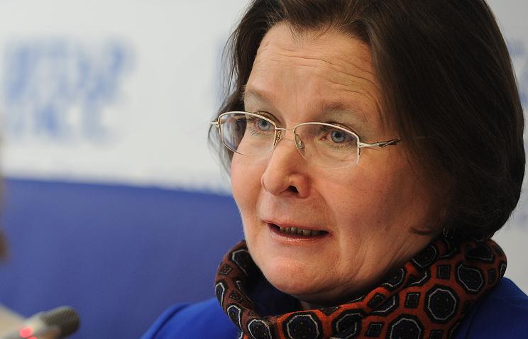 Директор Центра онкологии и гематологии детской Областной клинической больницы номер 1 Лариса Фечина