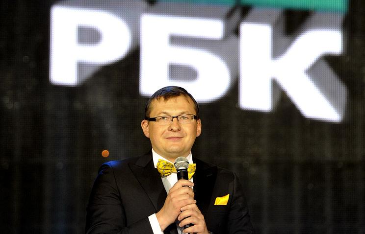Исполнительный директор группы ОНЭКСИМ Сергей Лаврухин