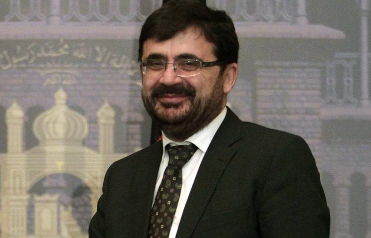Глава МИД Афганистана Ахмад Османи