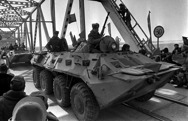 Вывод советский войск из Афганистана, 1989