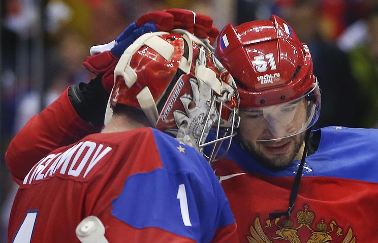 Семен Варламов (слева) и Федор Тютин