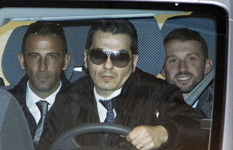 Массимилиано Латорре (слева) и Сальваторе Джироне (справа)