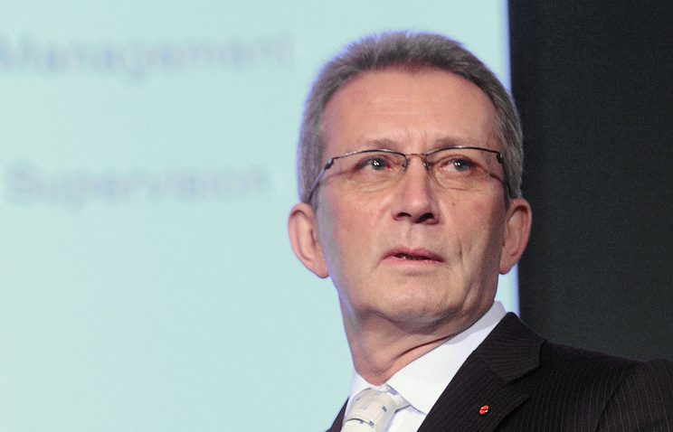Председатель наблюдательного совета компании ВЕТЭК Борис Тимонькин