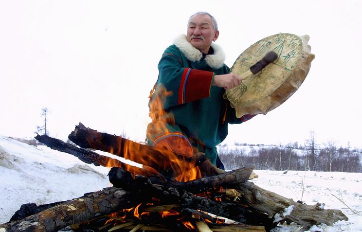 Ненецкий автономный округ. Шаман