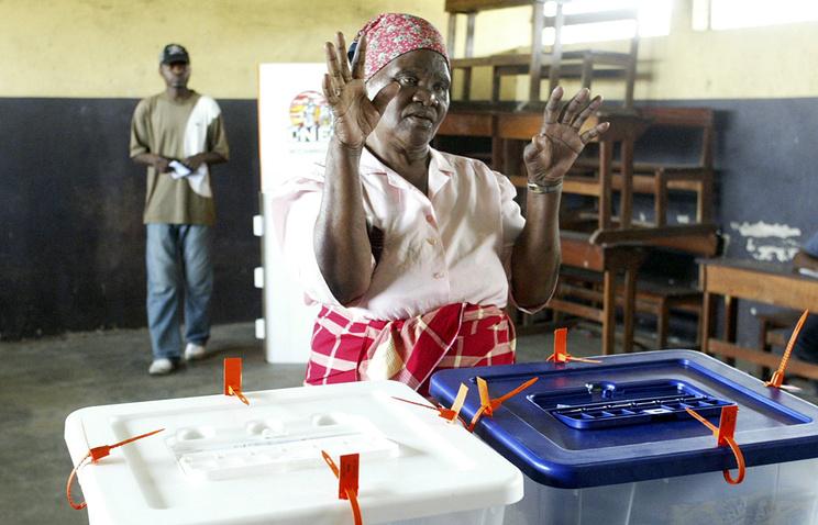 Выборы в Мозамбике