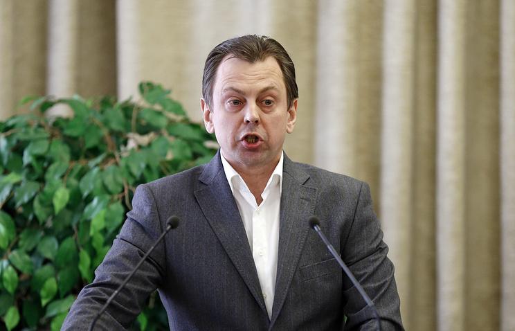 Член Совета по правам человека (СПЧ) Игорь Борисов