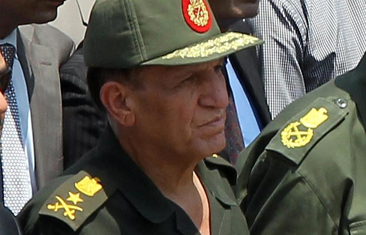 Бывший начальник генштаба ВС Египта Сами Анан