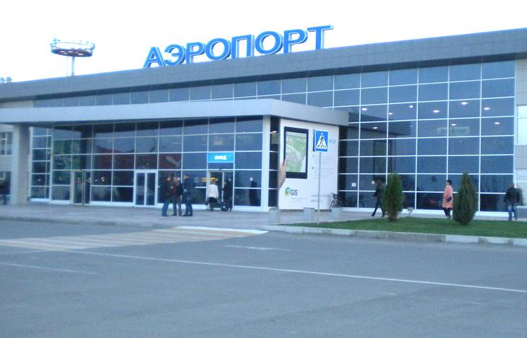 Аэропорт в Астрахани