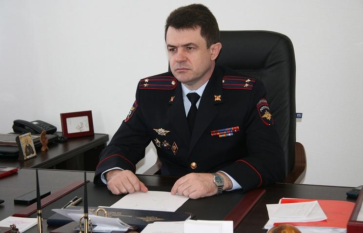 Начальник ГИБДД Ростовской области Сергей Моргачев