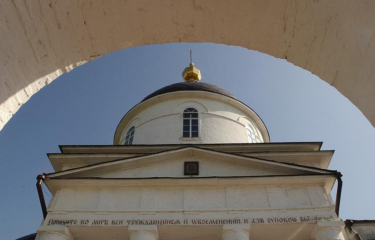 Преображенская церковь в Радонеже