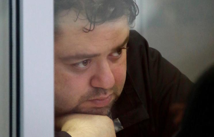 """Владелец клуба """"Хромая лошадь"""" Анатолий Зак в зале Ленинского районного суда во время оглашения приговора"""