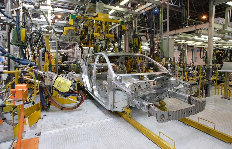 Производство Ford во Всеволжске