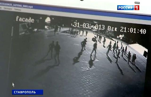 Стопкадр видеосюжета об экстремистских группах на Ставрополье