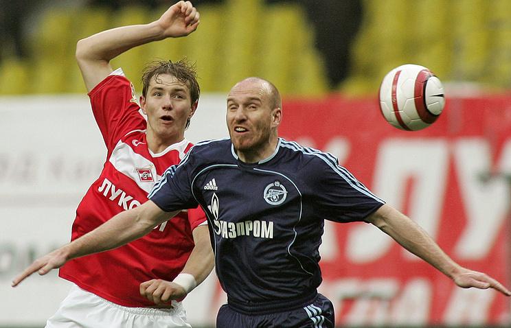 Эрик Хаген (справа)