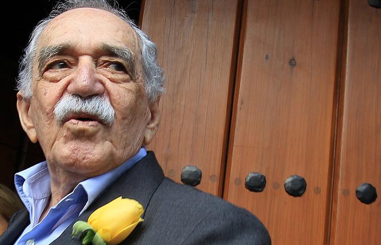 Гарсиа Гарбиэль Маркес, 2014 год