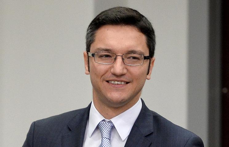 Министр иностранных дел Болгарии Кристиан Вигенин
