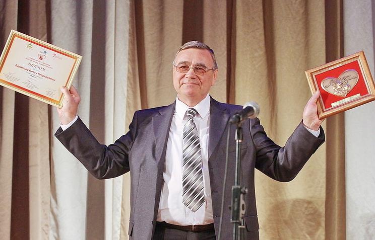 Олег Георгиевич Баранов