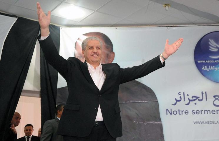 Глава кабинета министров Абдельмалек Селлаль