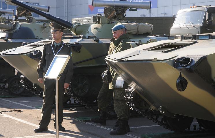 X Международная выставка военной техники в Омске, 2013 год