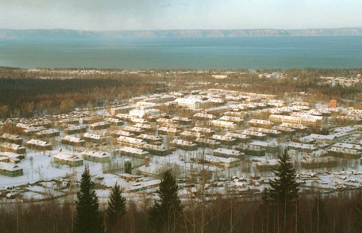 Вид Байкальска
