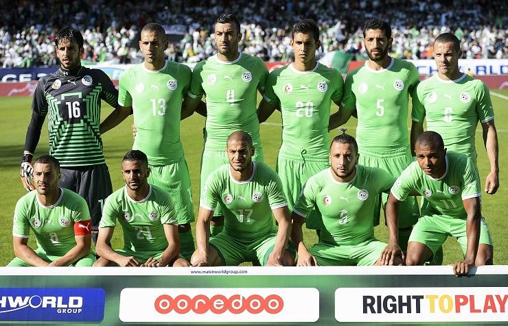 Сборная Алжира по футболу