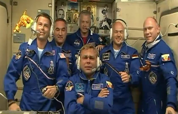 Экипаж МКС, 29 мая 2014 года