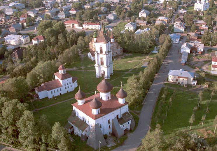 Город Каргополь, Архангельская область