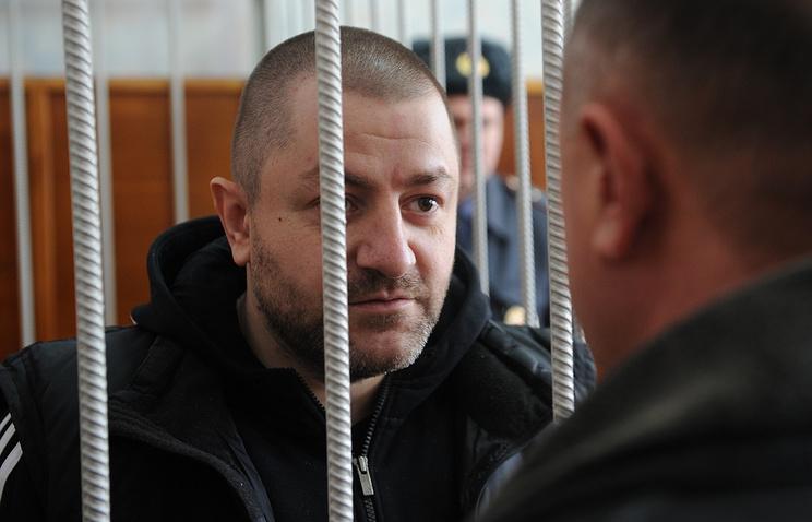 Евгений Маленкин в зале Верх-Исетского районного суда Екатеринбурга