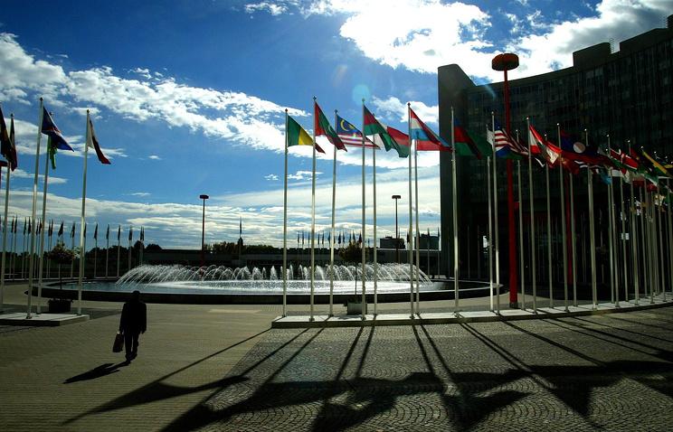 Встреча проходит в венской штаб-квартире ООН
