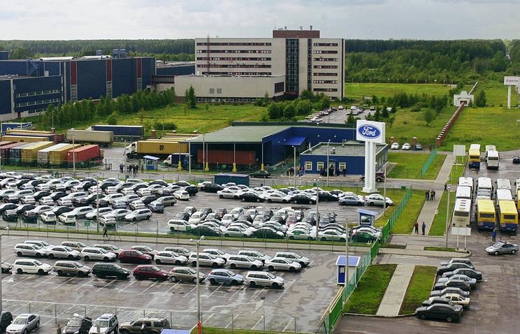 Завод Ford в Ленобласти