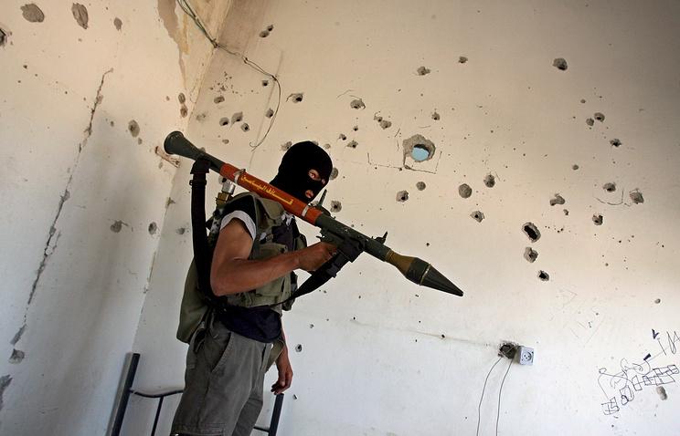 Боевик ХАМАС