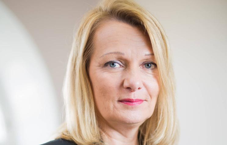 Министр по делам ЕС и внешней торговли Финляндии Ленита Тойвакка